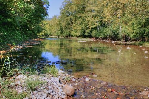 Buffalo River Water Levels 75