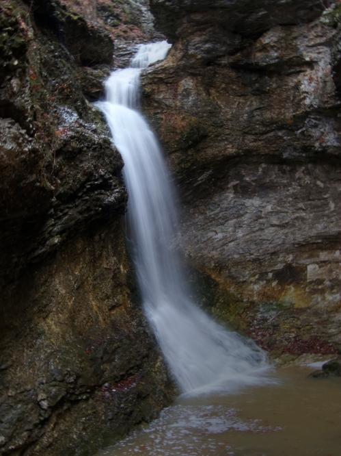 Clark Creek in Lost Valley