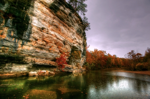 Buffalo River at Ozark